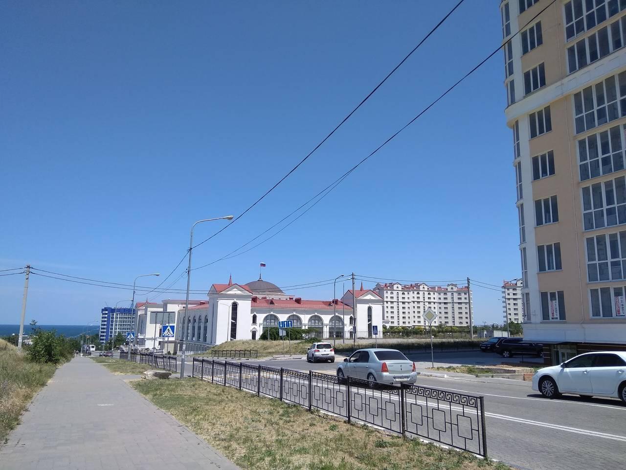 г Севастополь, ул Парковая, д 12
