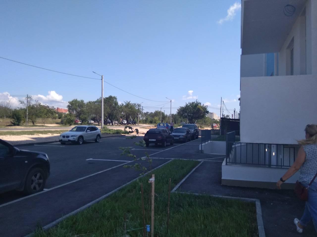г Севастополь, ул Горпищенко, д 104В к 1