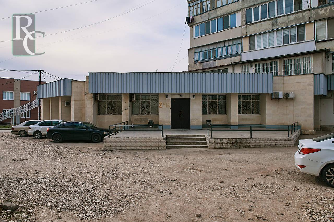 г Севастополь, пр-кт Генерала Острякова, д 246А