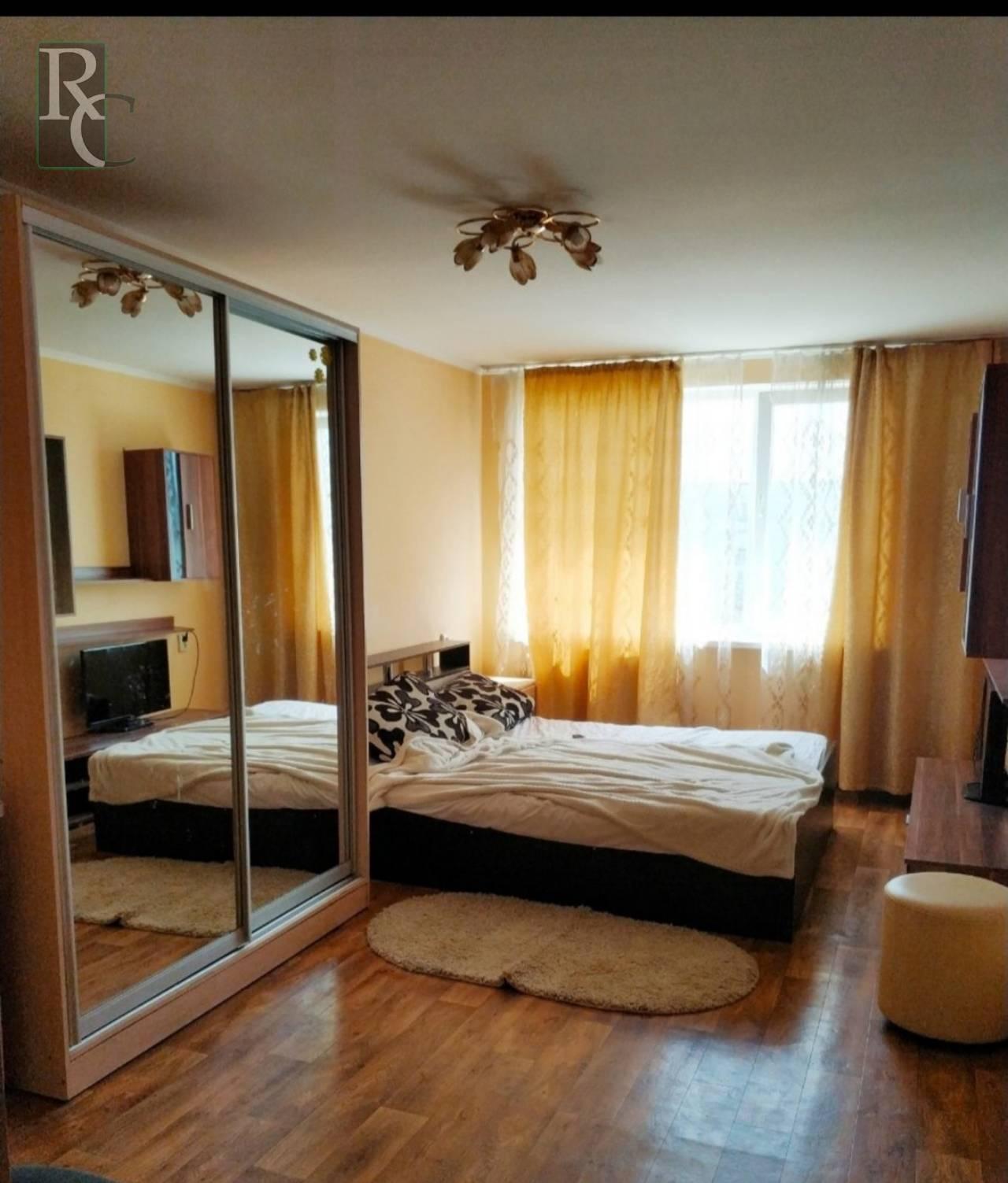 Продается двухкомнатная квартира на ул. А. Юмашева,26!