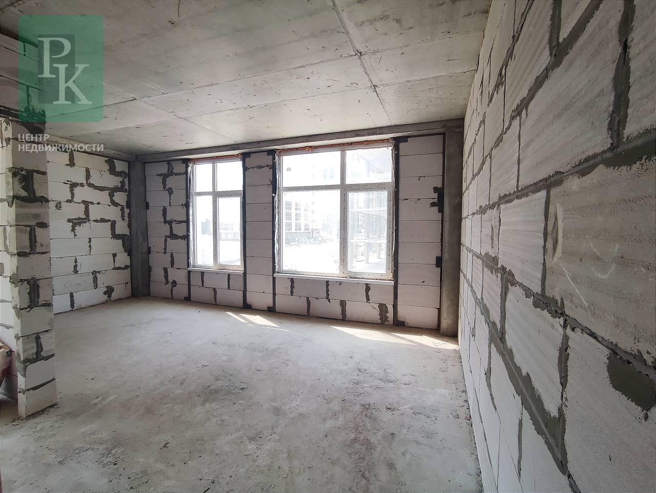 Однокомнатная , светлая квартира в ЖК « Скифия »