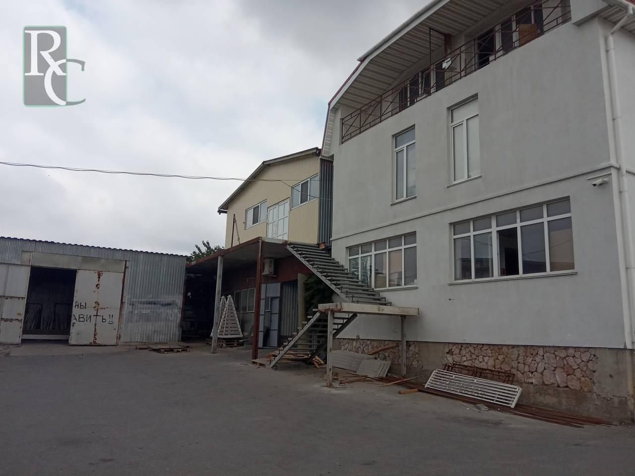 г Севастополь, ул Индустриальная, д 3Д