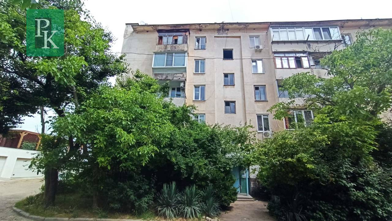 Двухкомнатная квартира на ул. Дмитрия Ульянова 11