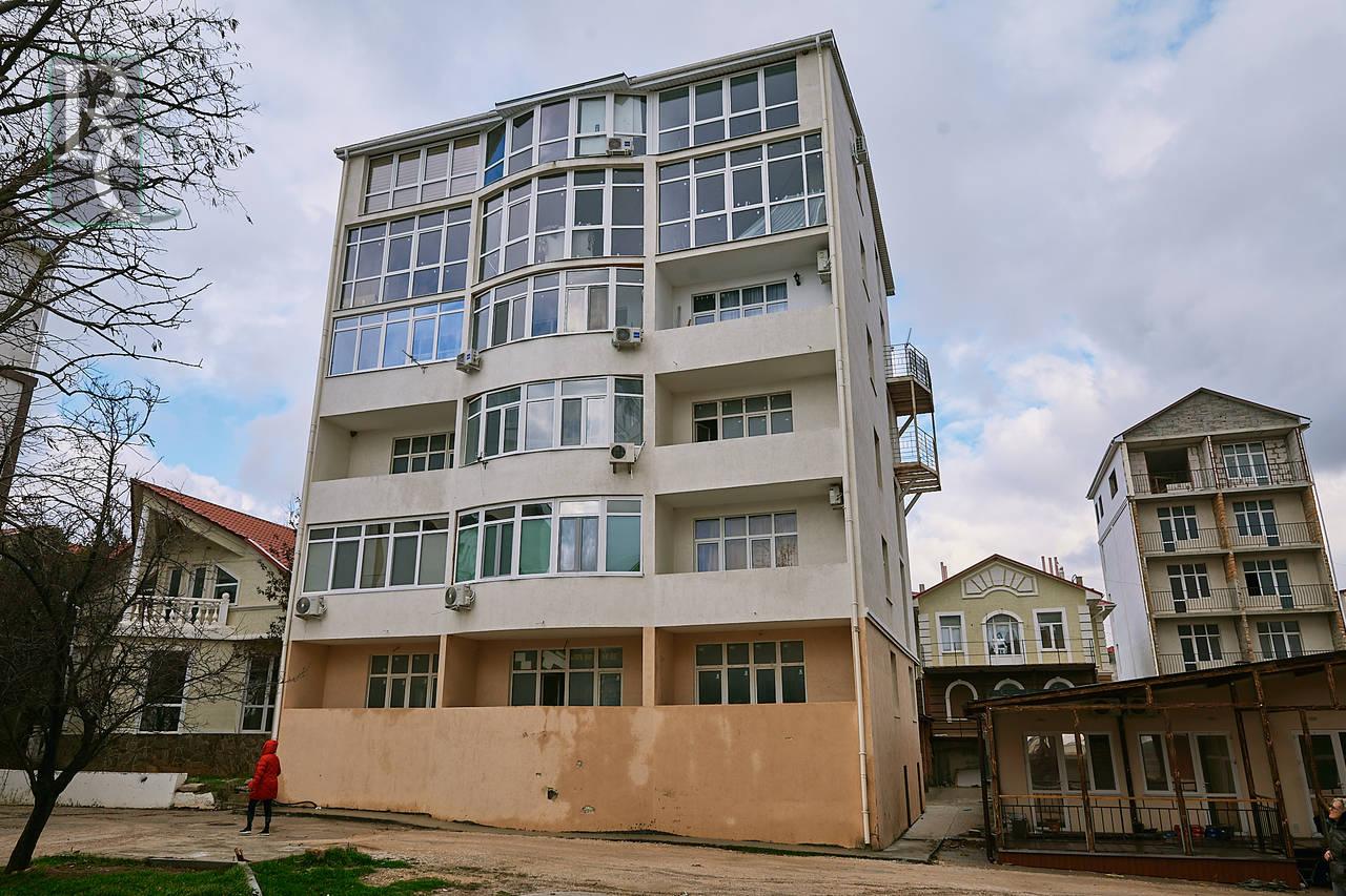 г Севастополь, Качинское шоссе, д 33