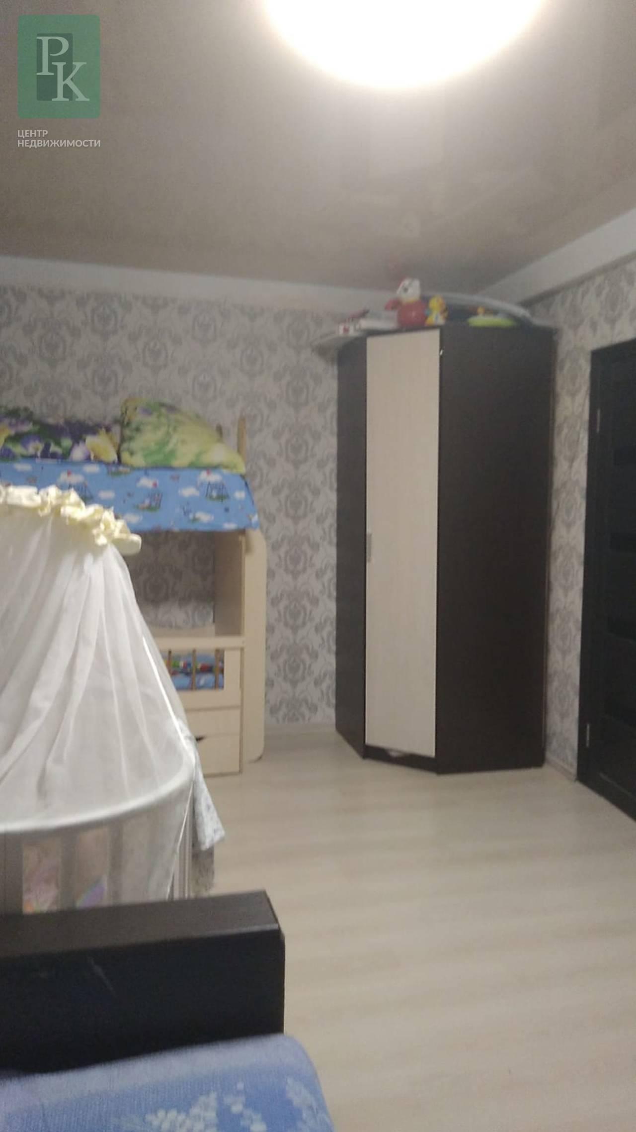 Однокомнатная квартира на Острякова
