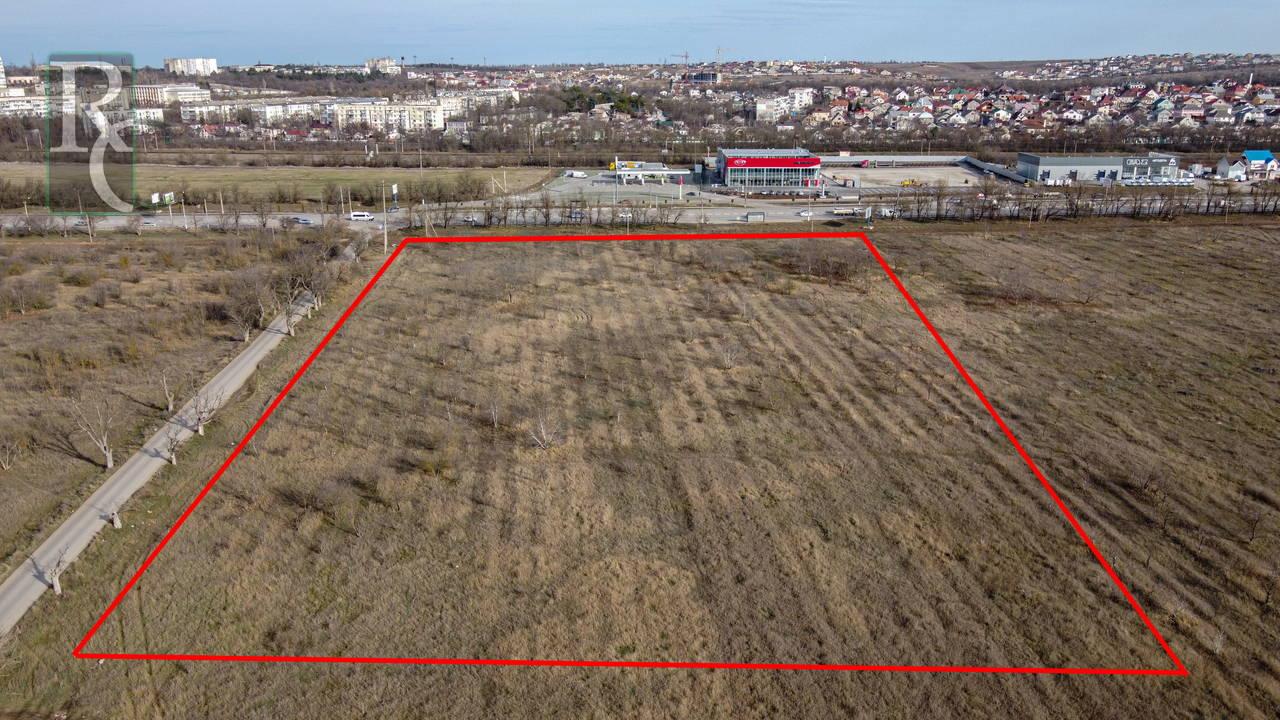 Продается земельный участок 2 га в г. Симферополе