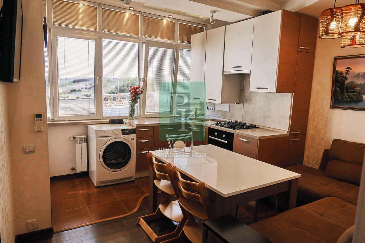 Двухкомнатная квартира на ул. Руднева, д. 28А