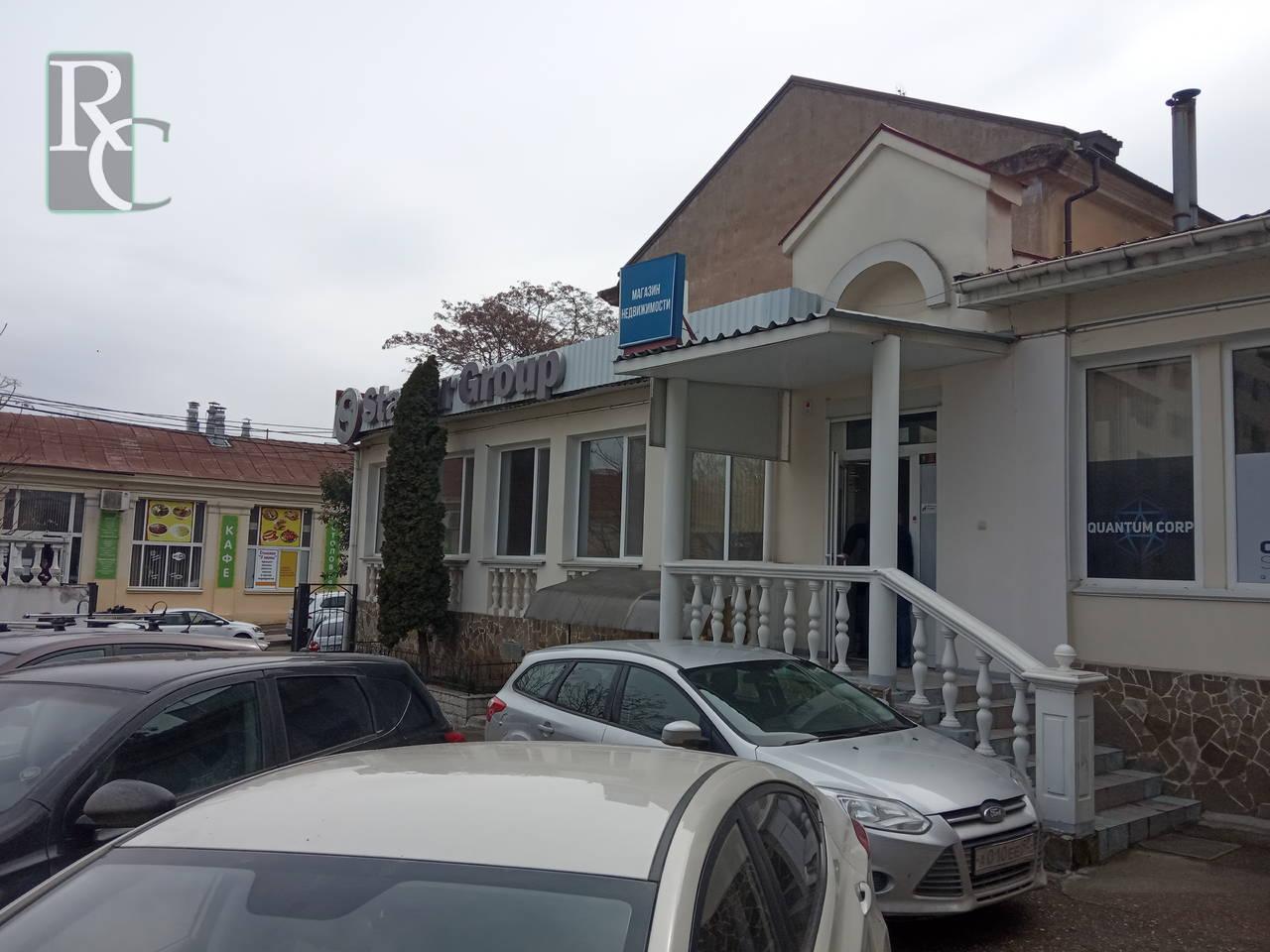г Севастополь, ул Щербака, д 2