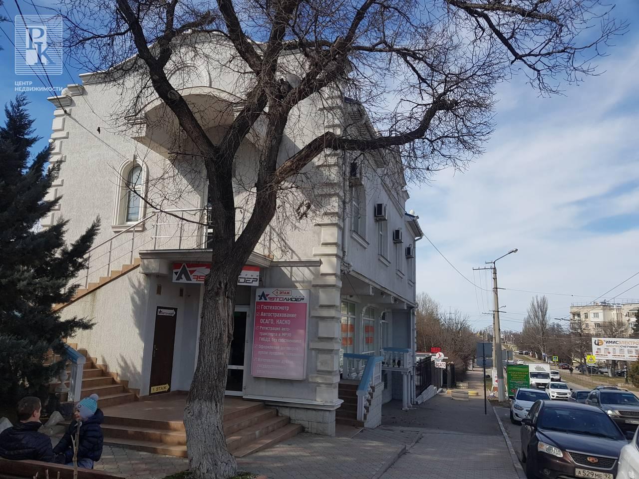 г Севастополь, ул Хрусталева, д 44