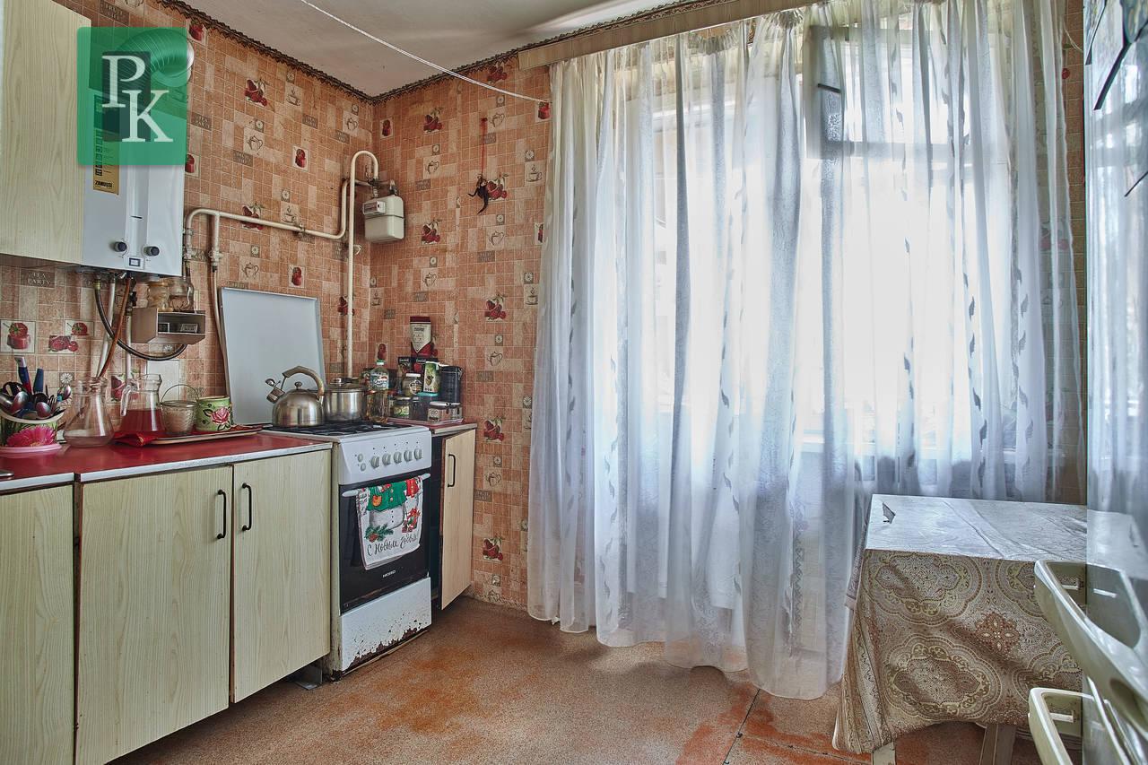 Трехкомнатная квартира в Балаклаве!