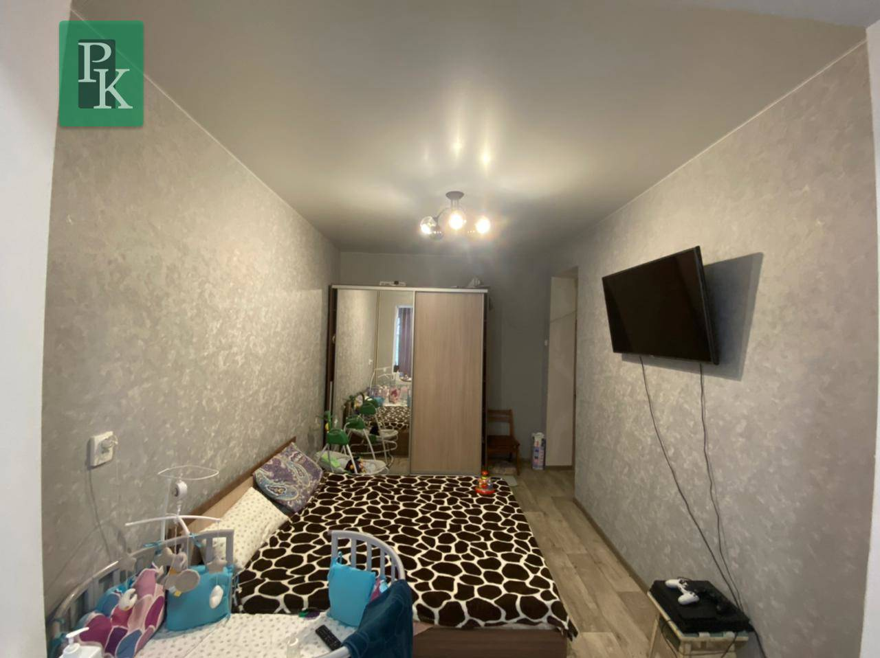 Двухкомнатная квартира ул. Новикова, д.15