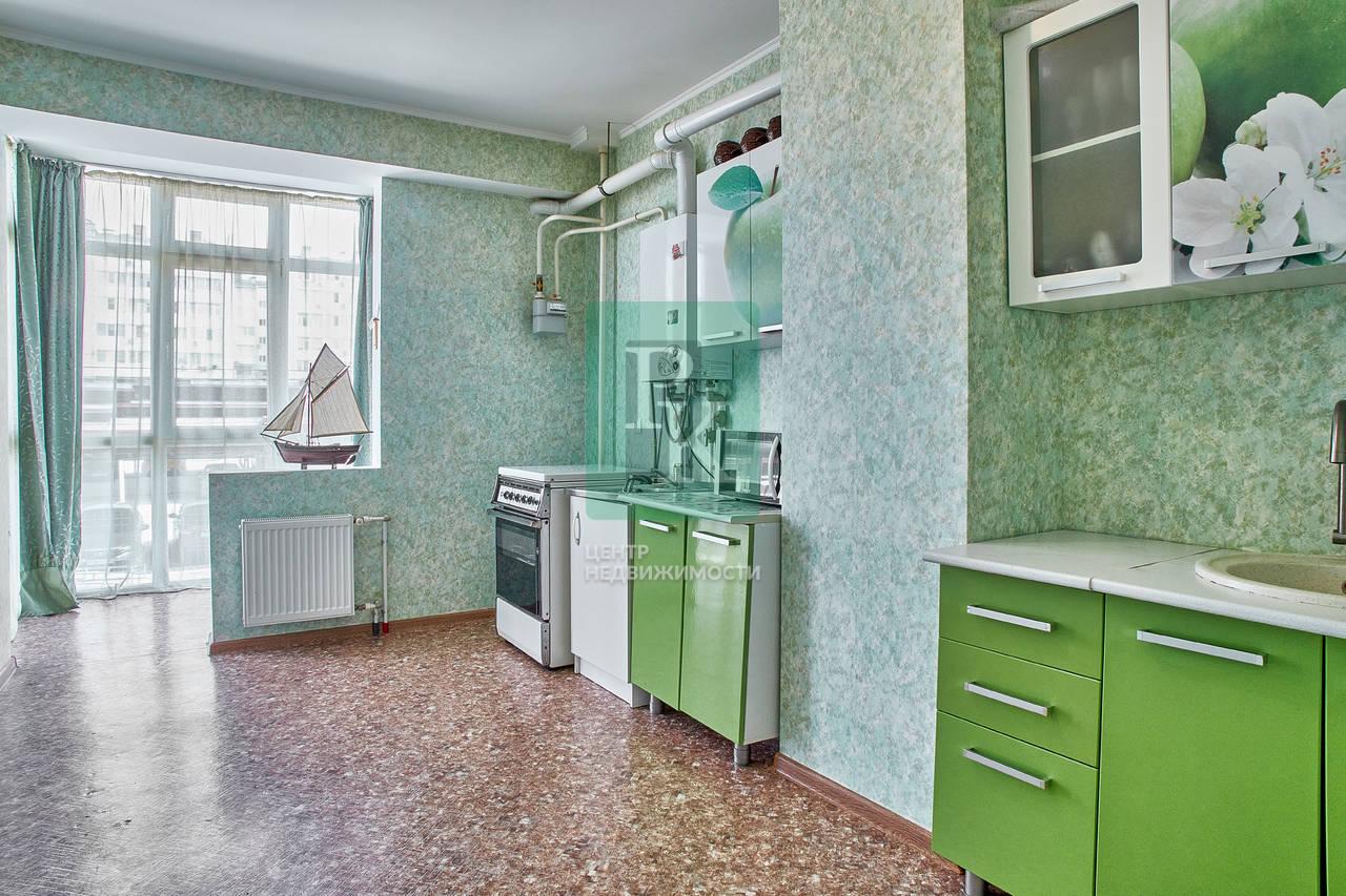 Однокомнатная квартира на ул. Тараса Шевченко д. 49