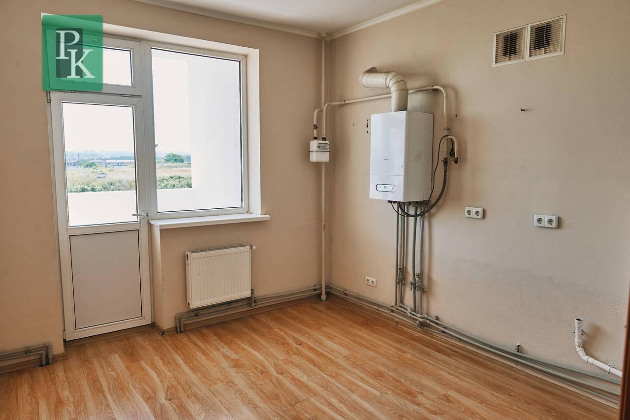 Продаётся просторная однокомнатная квартира с АГВ в Гагаринском районе