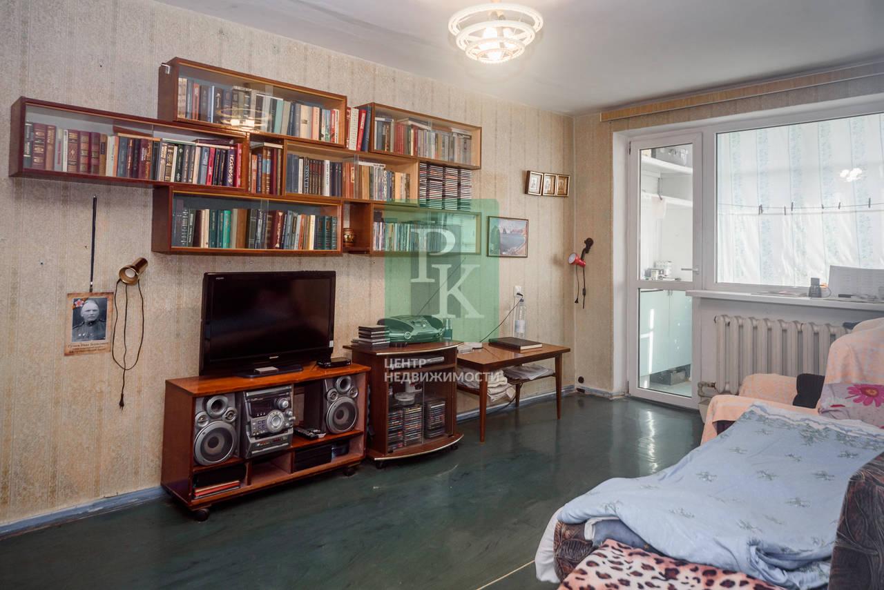 Однокомнатная квартира на ул. Меньшикова 19