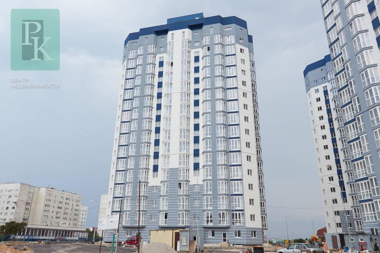 Продается двухкомнатная квартира в ЖК Гагаринские высотки