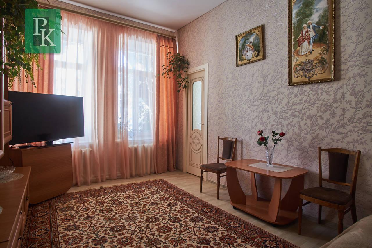 Трёхкомнатная квартира в Балаклаве на ул. Калича, д. 41