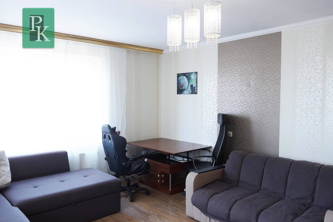 Просторная однокомнатная квартира на Комбрига Потапова 23А