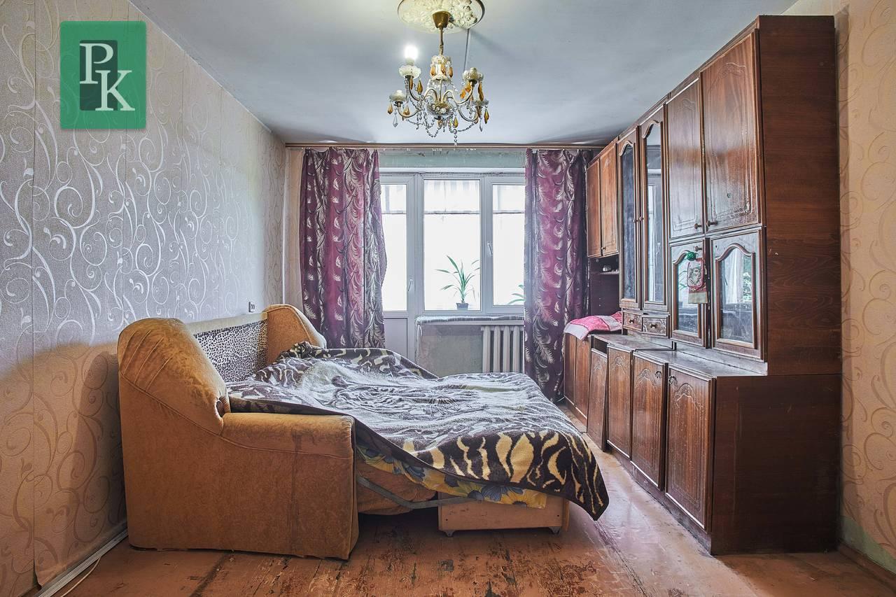 Трехкомнатная квартира на ул. Строительная,д.45
