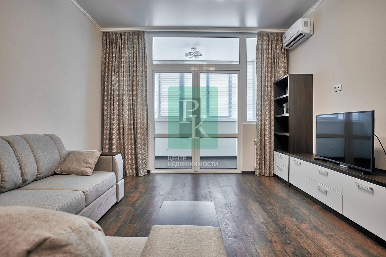 Четырехкомнатная квартира на ул. Парковая 14 корпус 1