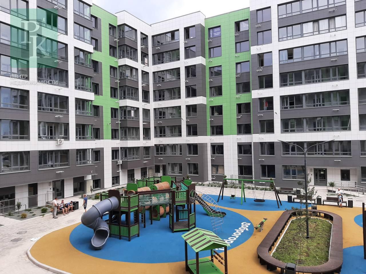 Продается однокомнатная квартира в Доброгороде