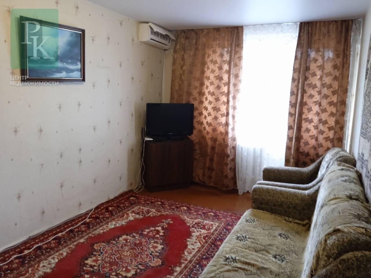 Двухкомнатная квартира на ул. Новикова, д.31