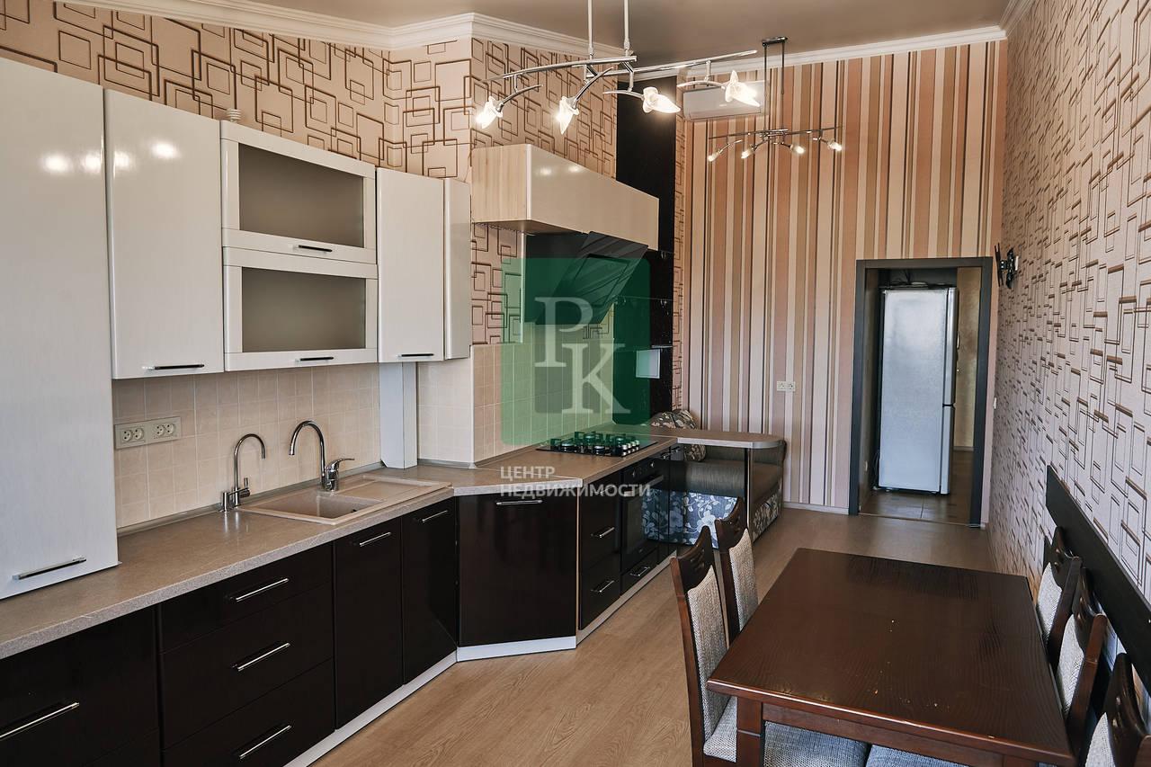 Продается  видовая однокомнатная квартира на ул. Николая Музыки, 78