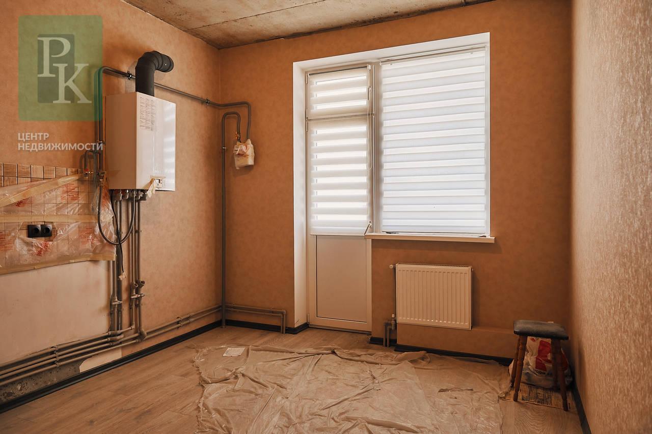 Продаётся видовая однокомнатная квартира с АГВ в Гагаринском районе