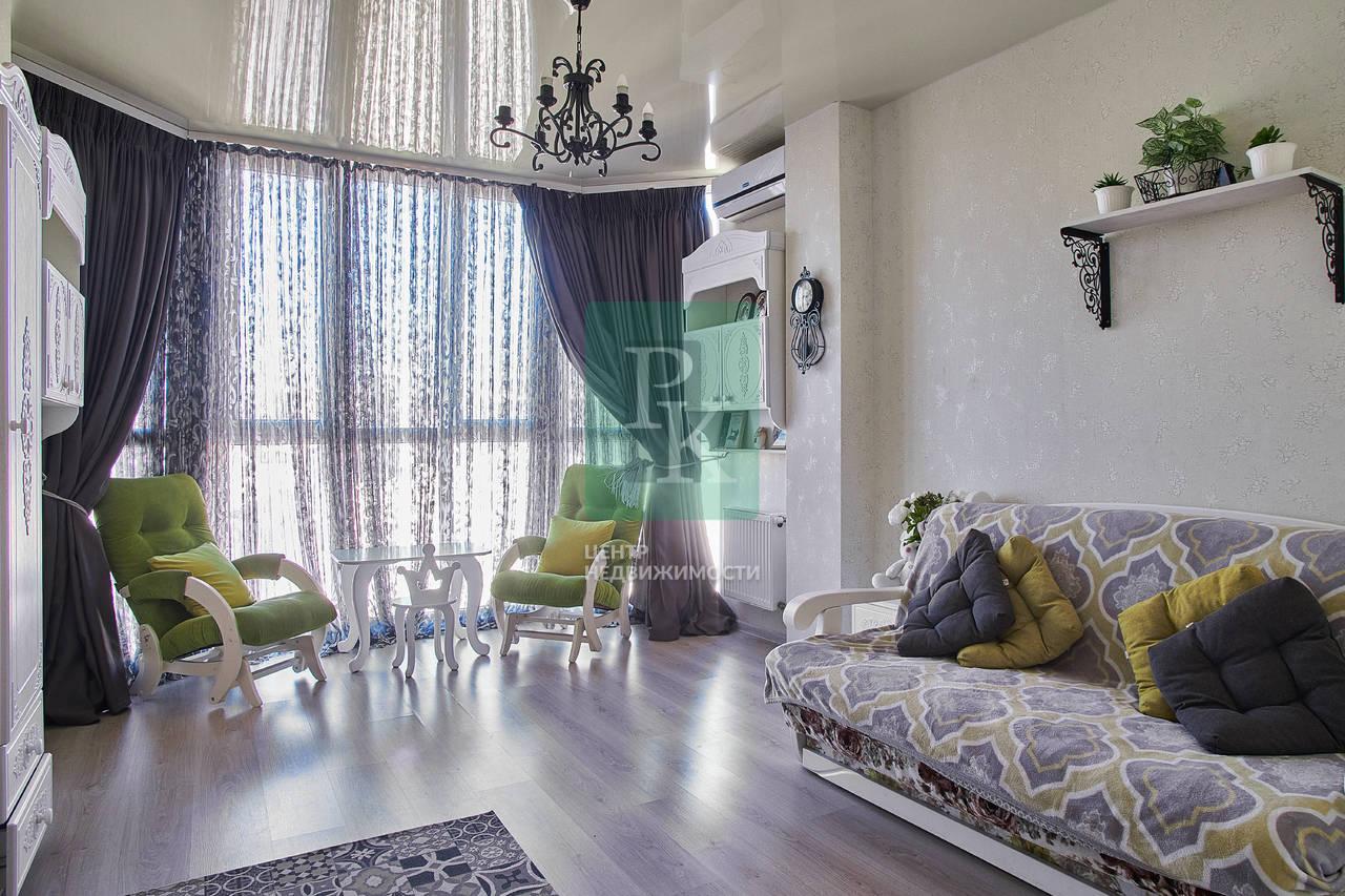 Однокомнатная квартира на ул. Шевченко