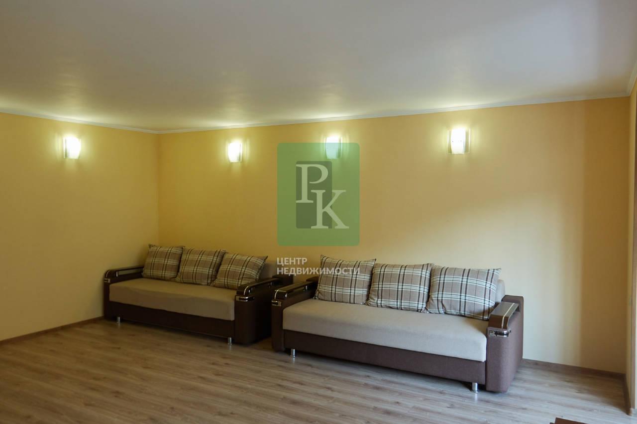 Продается однокомнатная квартира в с.Соколином Бахчисарайского р-на