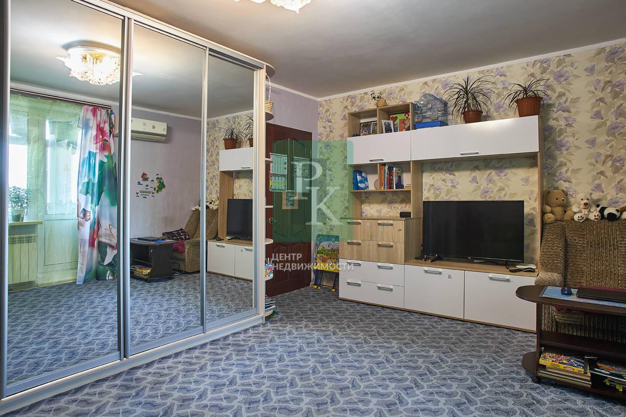 Однокомнатная квартира на А.Фадеева, 29в