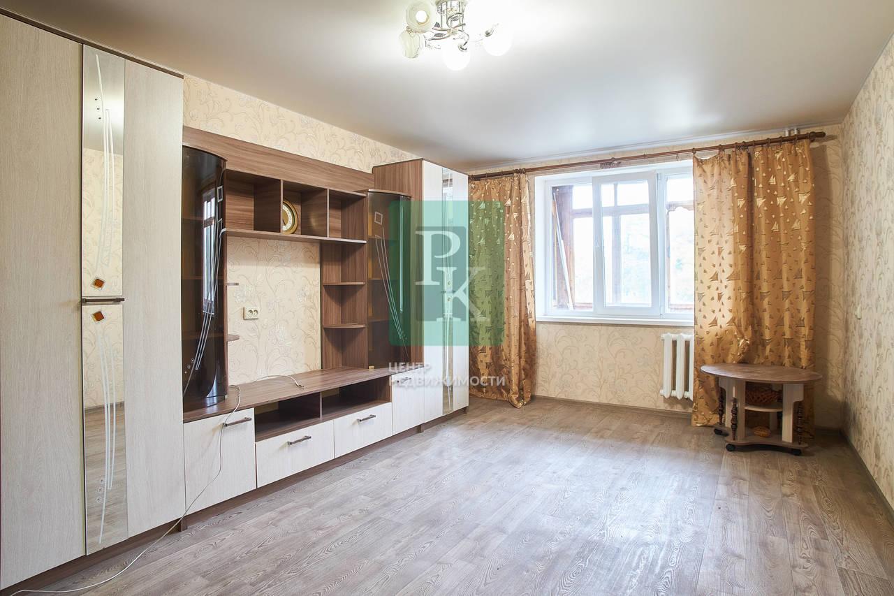 Однокомнатная квартира 34,7 м2 чешка