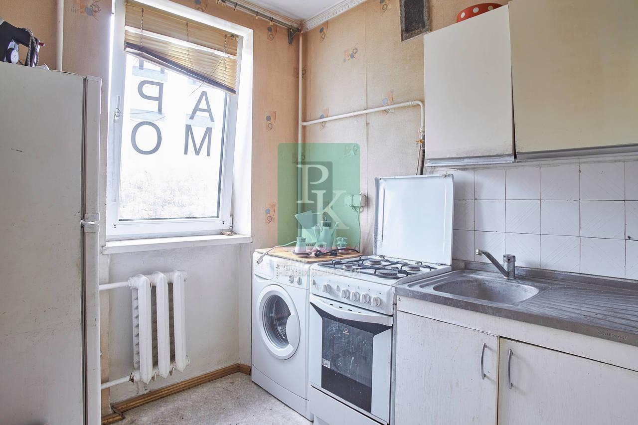 Однокомнатная квартира, ул Флагманская д.8