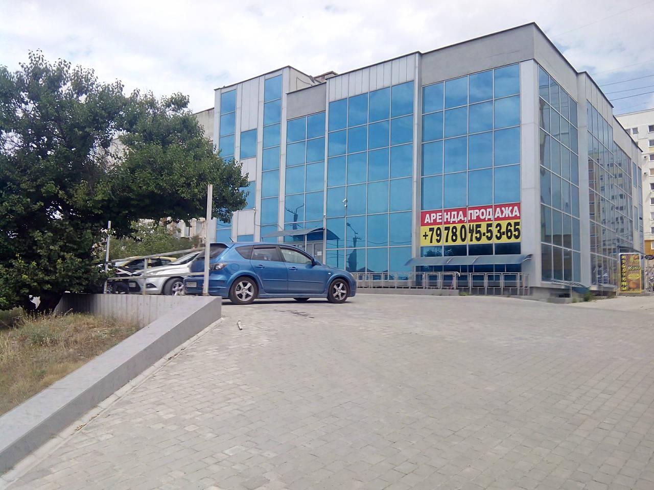 г Севастополь, ул Хрусталева, д 169А